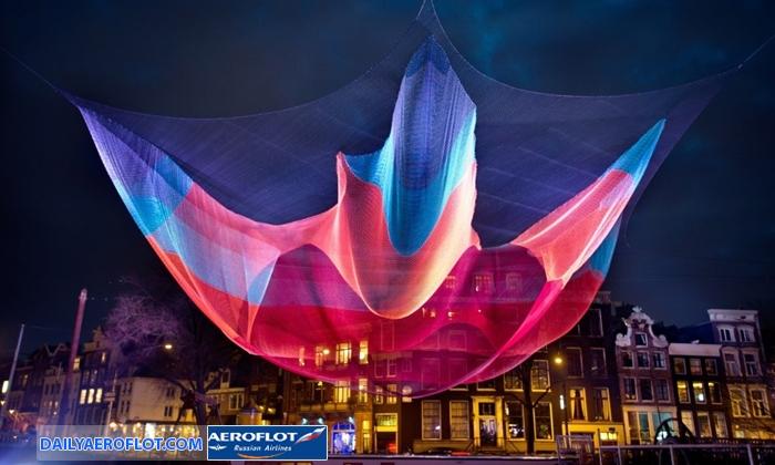 Lễ hội ánh sáng rực rỡ tại Berlin