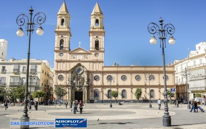 Thành phố Cadiz
