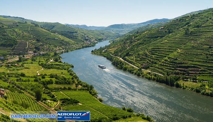 thung lung Douro