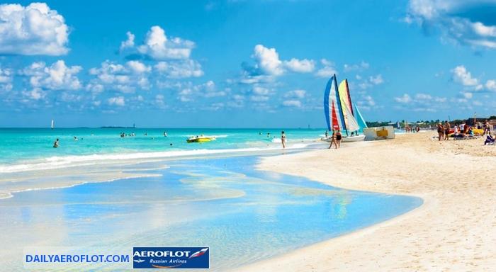 Bãi biển Varadero