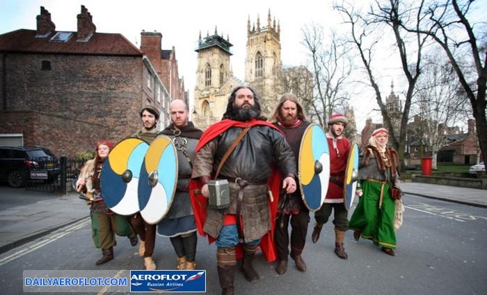 Le hoi Viking