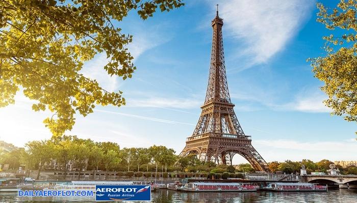 thap Eiffel