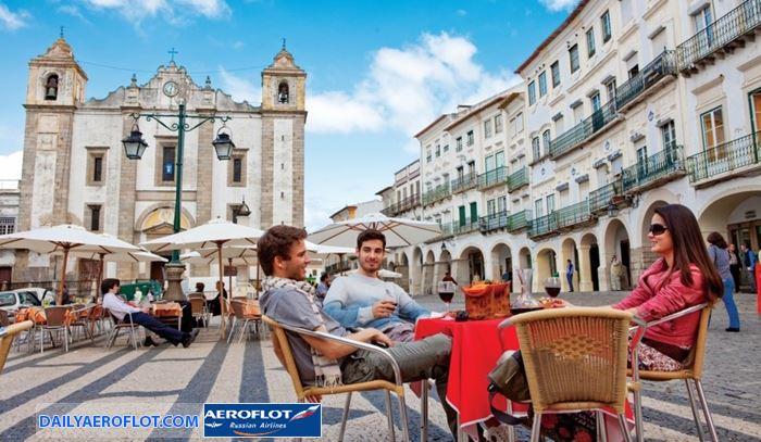 Thành phố Evora