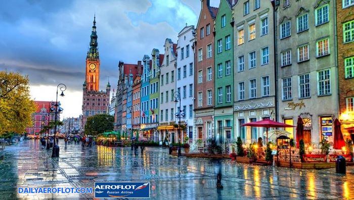 Thị trấn Gdansk