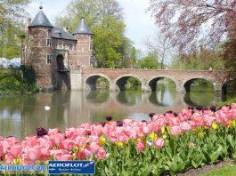 Những điểm đến mùa xuân đẹp ở châu Âu