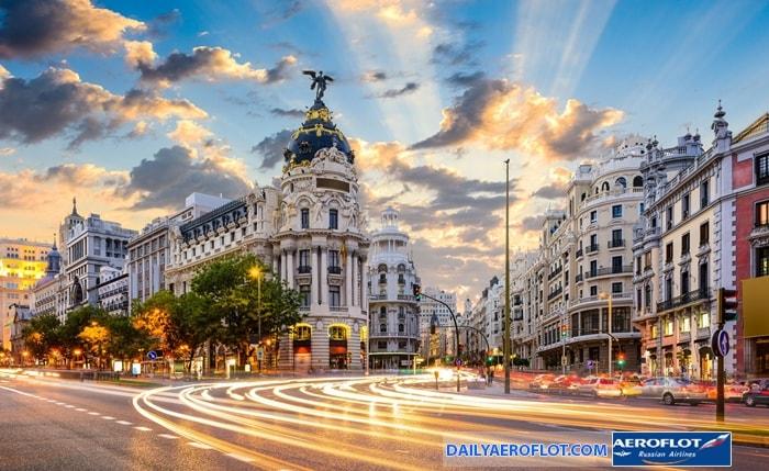 Du lịch Madrid