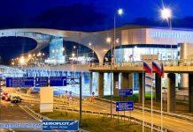 Sân bay Sheremetyevo