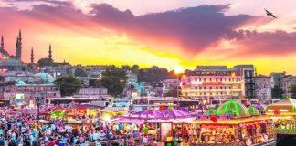Những điểm đến nổi tiếng ở đất nước Thổ Nhì Kỳ