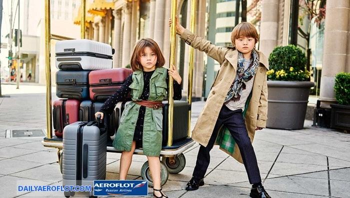 Hành lý quá cước Aeroflot