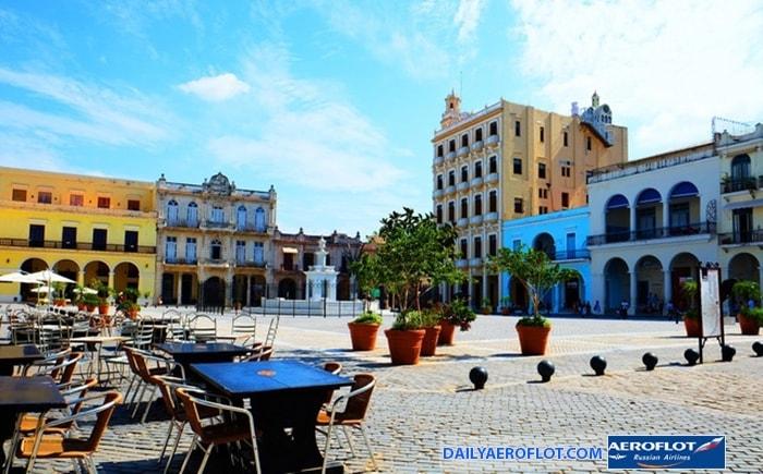 Quảng trường Armas