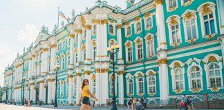 Saint Petersburg - Những thành phố đẹp nhất của nước Nga
