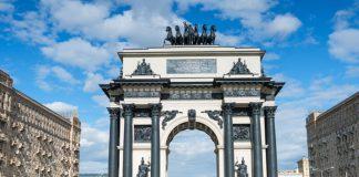 Khám phá những công trình kiến trúc đẹp nhất nước Nga