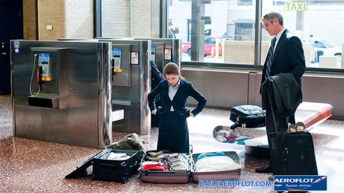 Những vật dụng bị hạn chế trên chuyến bay Aeroflot
