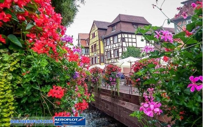 Ngôi làng Troyes