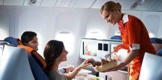 Các hạng vé trên chuyến bay Aeroflot